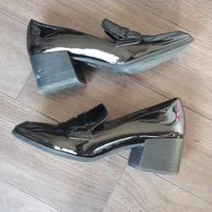 Marc Fisher Mephanny Patent Leather Pumps